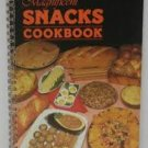 MAGNIFICENT SNACKS COOKBOOK  – 1986 by Kathryn L. Ramsay (Author)