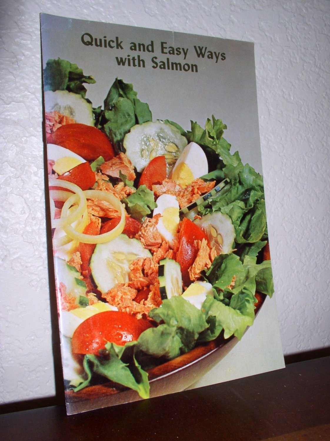 Quick and Easy ways with Salmon
