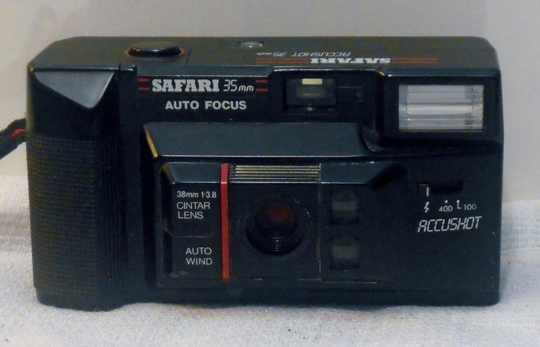 Safari Auto Focus Accushot 35 mm