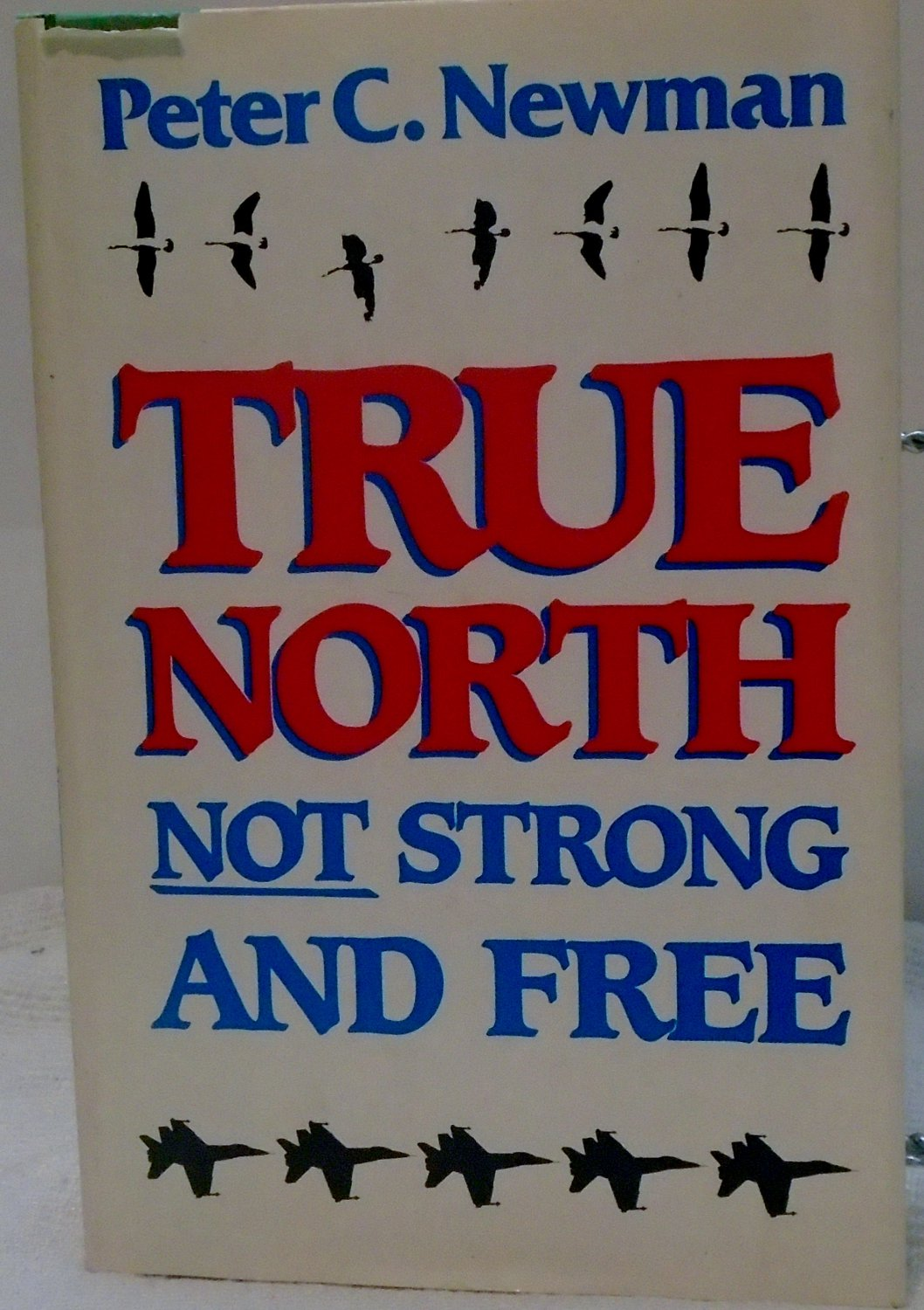 True North NOT Strong and Free by Peter Charles Newman