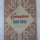 CARNATION COOK BOOK by Mary Blake - COPYRIGHT 1943