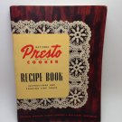 Presto Cooker Recipe Book (1946)