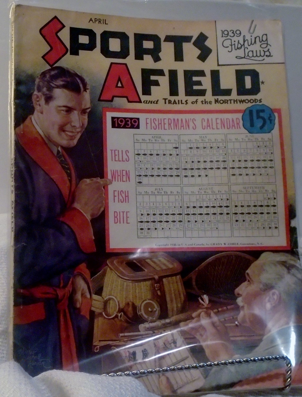 April 1939 Sports Afield