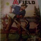 August 1941 Sports Afield