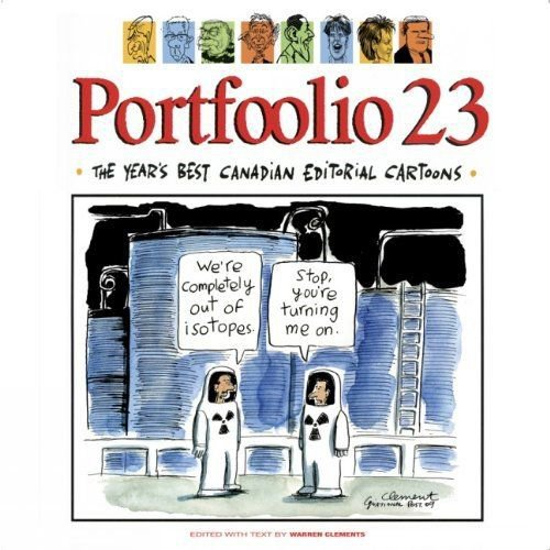 Portfoolio 23: The Year's Best Canadian Editorial
