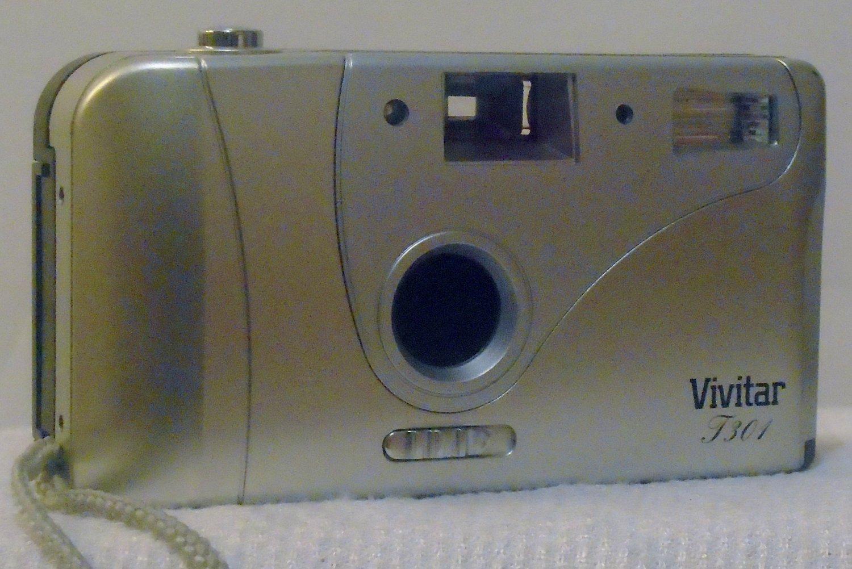 Vivitar T301 35 mm Camera