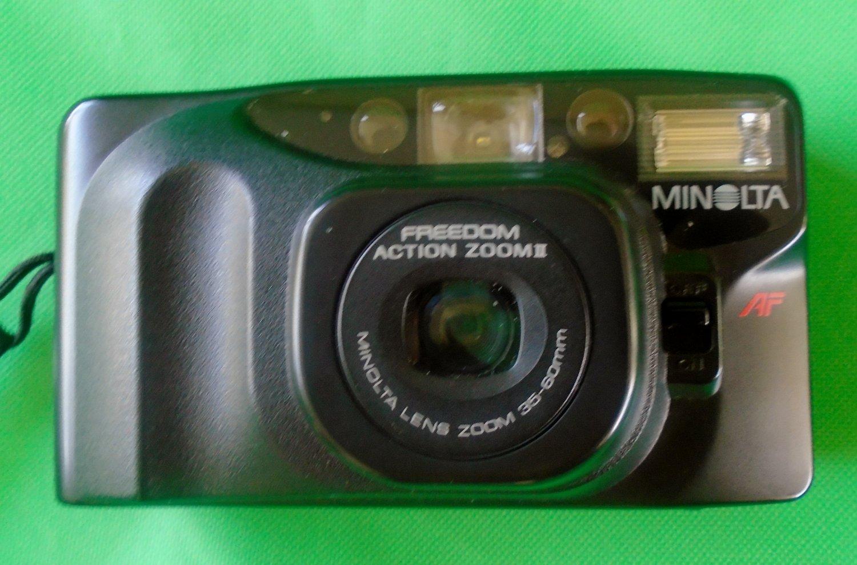 Minolta Freedom Action Zoom II