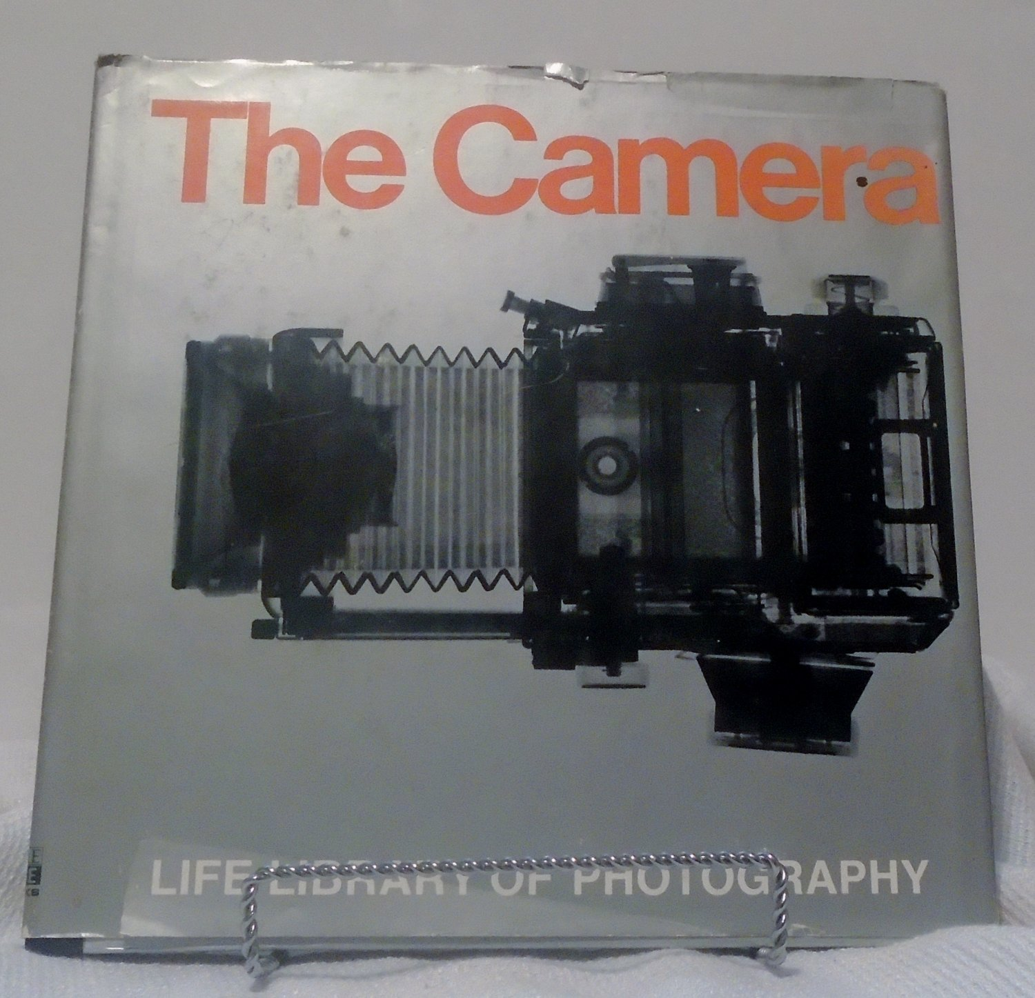 'The Camera' Library of Photography Time Life Books (1970 1975, Hardcover)