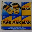 3 Kodak Max 400 - 24 films
