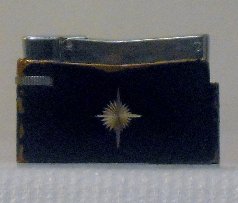 Rare Vintage Cornwall  Polaris J-2 Lighter 'circa 1950 - 61