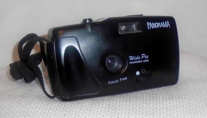 Panorama Wide Pic Focus Free 35mm Camera