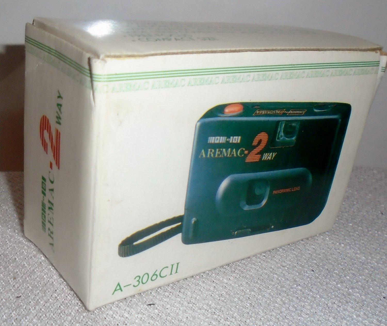 A-306CII Aremac -2 way 35mm camera NIB