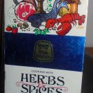 Cooking with Herbs & Spices - Blue Ribbon -BROOKE BOND FOODS
