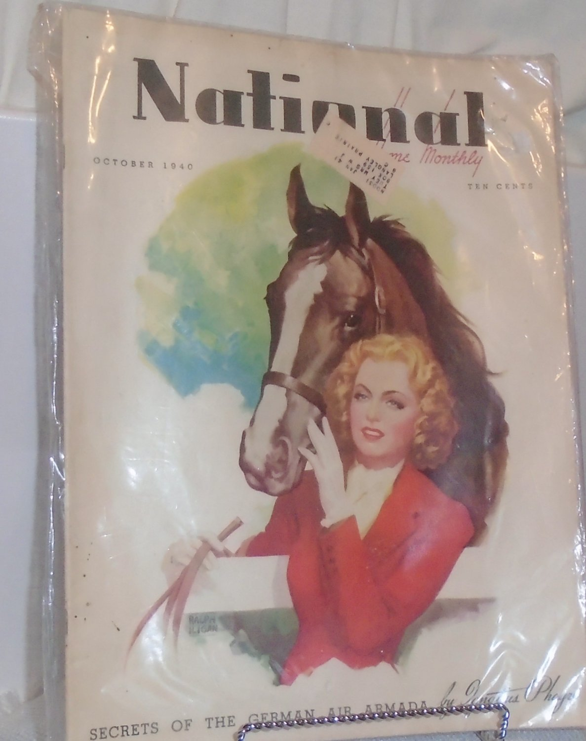 National Home Monthly - October, 1940