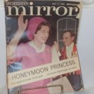Woman's Mirror Magazine May 11, 1963 Honeymoon Princess