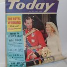 Today Magazine - Duke of Kent, Frank Sinatra, Susan Hampshire 17th June 1961