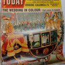 Today Magazine May 4th 1963 Royal Wedding HRH Princess Alexandra - Angus Ogilvy