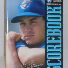 Scorebook Magazine Toronto Blue Jays Summer Edition -II-1992 Cover Vol. 16 Issue IV