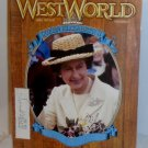 WestWorld Magazine April, 1983 Queen Elizabeth II
