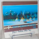 Native American Calendar 1991 - Jay's Indian Arts Inc.