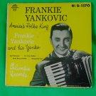 FRANKIE YANKOVIC & Yanks / America's Polka COLUMBIA B-1651