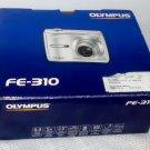 Olympus FE-310 5X Zoom 8.0 MP NIB