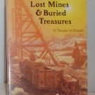 Nevada Lost Mines & Buried Treasures Signed by Author (Douglas McDonald)