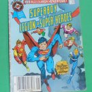 Superboy and  the Legion of Super-Heroes Jan '84