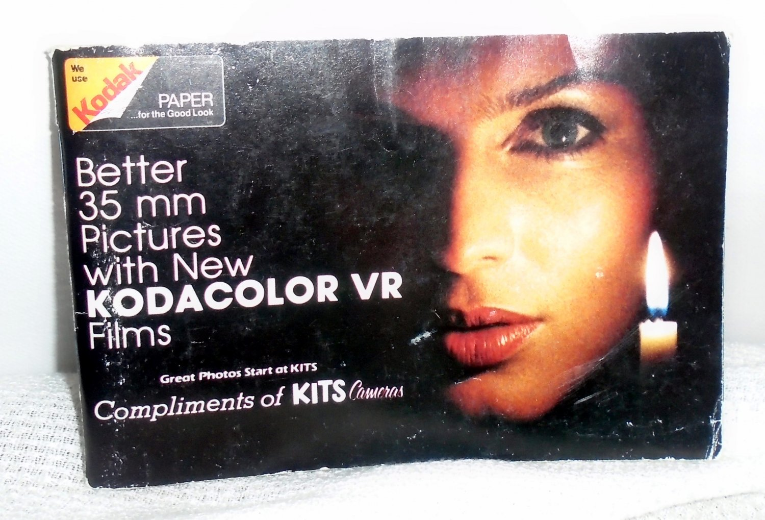 Kodak Better 35mm Pictures with New Kodacolor VR Booklet