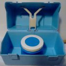 Vintage  Blue Lunch Box (circa 1970's) Canadian Thermos Products