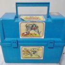 Vintage Lunch Boxes (circa 1970's) Canadian Thermos Products