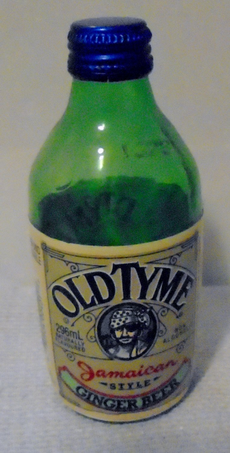 Old Tyme Jamaican Style Ginger Beer