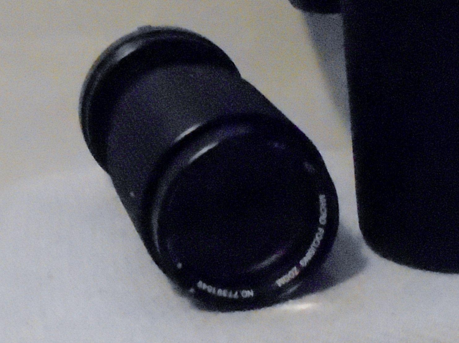 RMC Tokina Telescopic Lens 80 -200mm 1:4.5