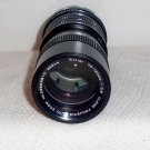 Vivitar 70 150 mm 1:3.8 Close Focusing Auto Zoom Diameter 52 mm