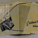 Ventura 66 Deluxe Camera Manual