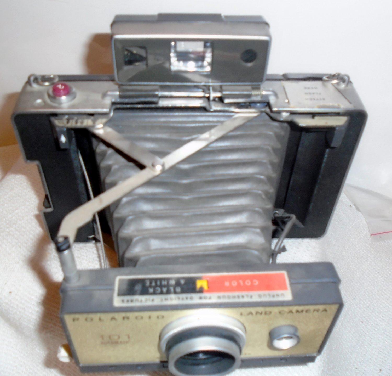 Vintage Polaroid Automatic 101 Land Camera