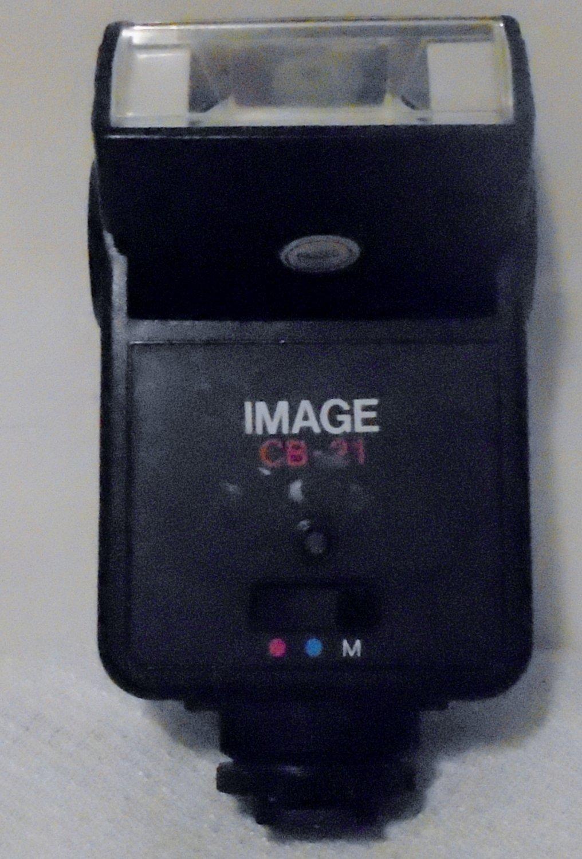 Image CB-21 Adjustable camera hotshoe flash