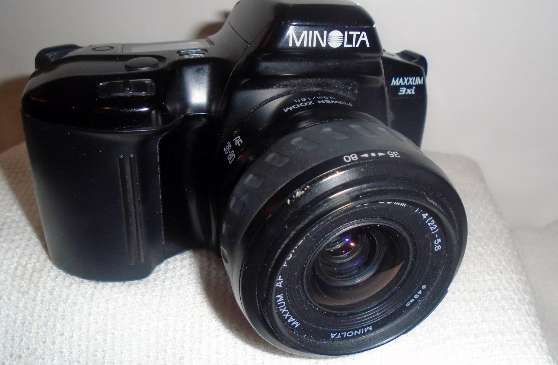 Minolta Maxxum 3xi Power Zoom