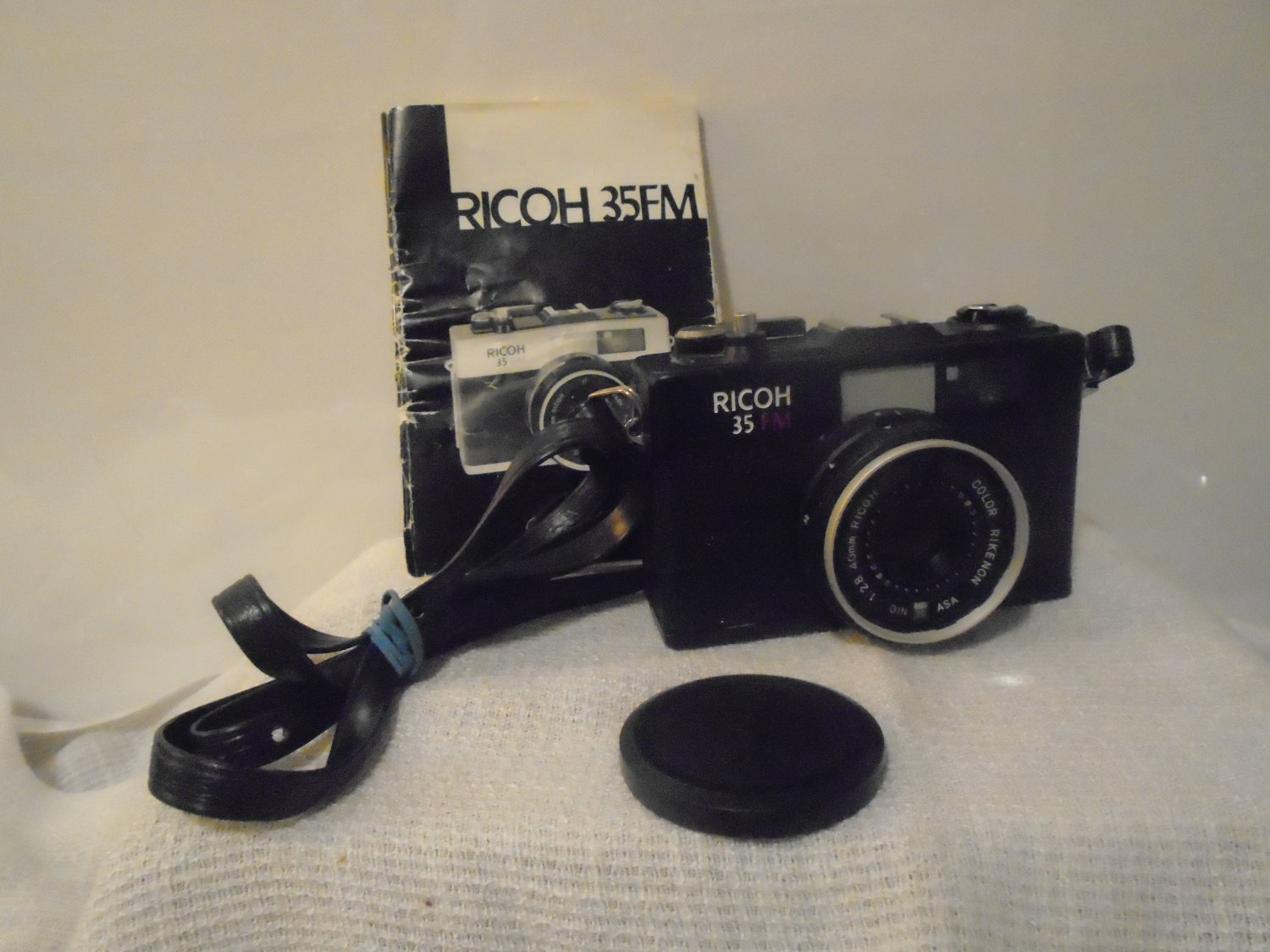 Ricoh 35FM Film Camera Outfit in Original Packaging