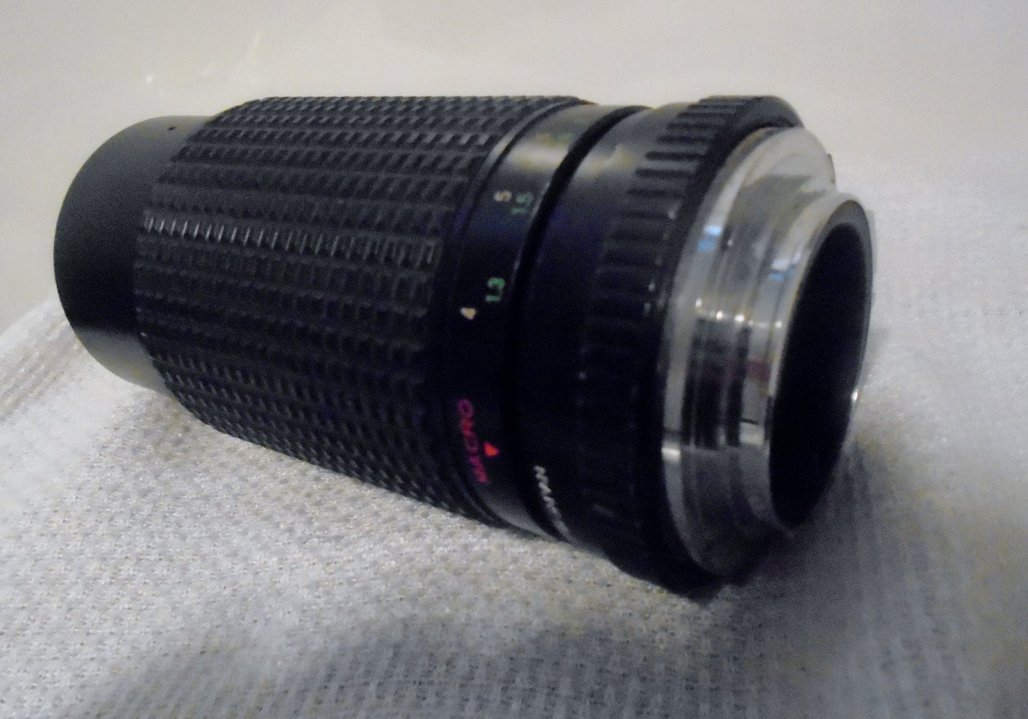 Focal MC Auto Zoom 1:4.5 80-200mm No. K8516058