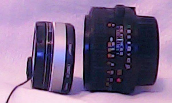 Minolta MD 50mm 1:1.7 Lens Made in Japan + Hoya 49mm R(25A)