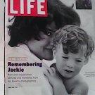 Life Magazine Jacqueline Kennedy August 1999