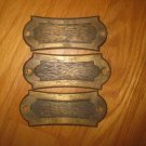 Vintage Brass Cover Plates