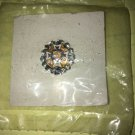 VFW Aux 35 Year Pin Sterling New