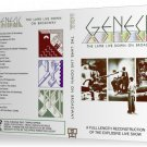 Genesis The Lamb Live Down On Broadway DVD