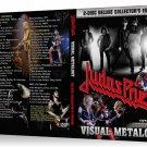 Judas Priest 1978-1991 Visual Metalogy Deluxe Edition 2 DVD
