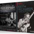 Keith Richards 2016 Under The Influence DVD