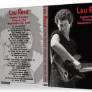 Lou Reed 1984-09-25 Passaic, NJ 2 DVD