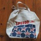VTG Speedo Swiming Diving Water Polo Bag 1972 Olympics w/ Shoulder Strap