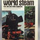 Vintage Twilight Of World Steam Ziel & Eagleston Railroad Hardcover Book